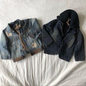 Vintage IKKS boy jackets - rare collector